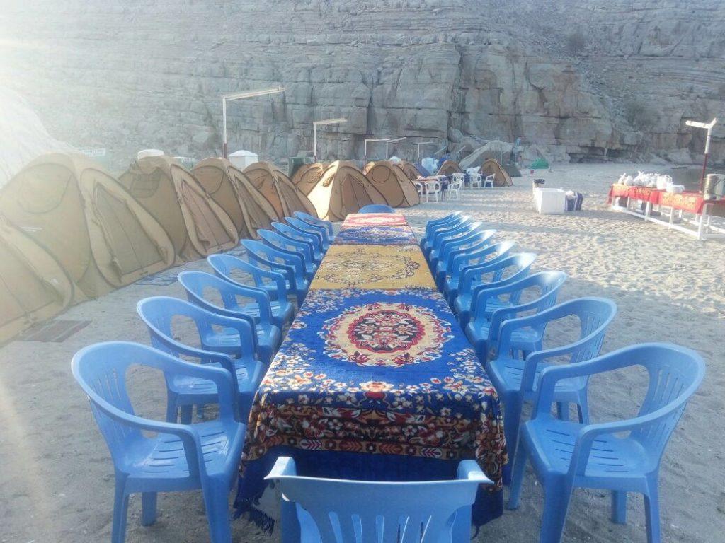 Campeggio-in-spiaggia-di-notte-Khasab-Musandam-Crociere-8