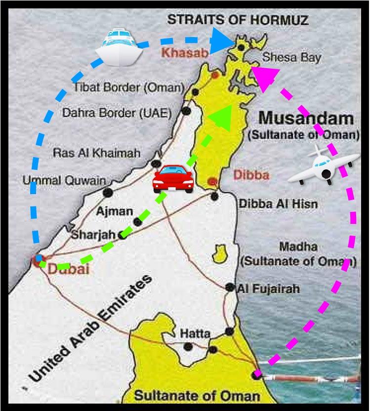 Mappa-Khasab