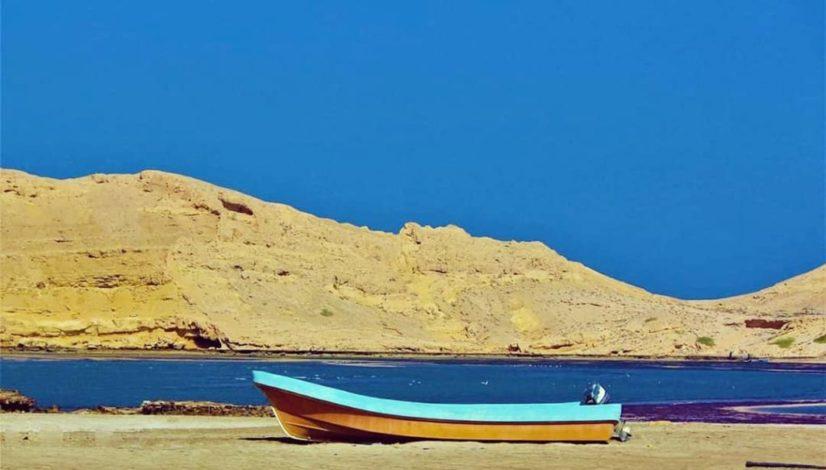 Spiagge Oman