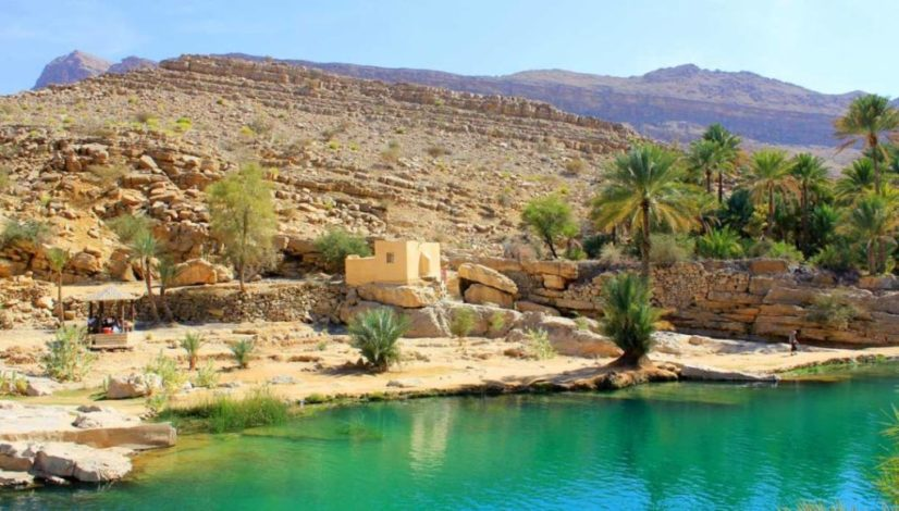 Geoturismo in Oman