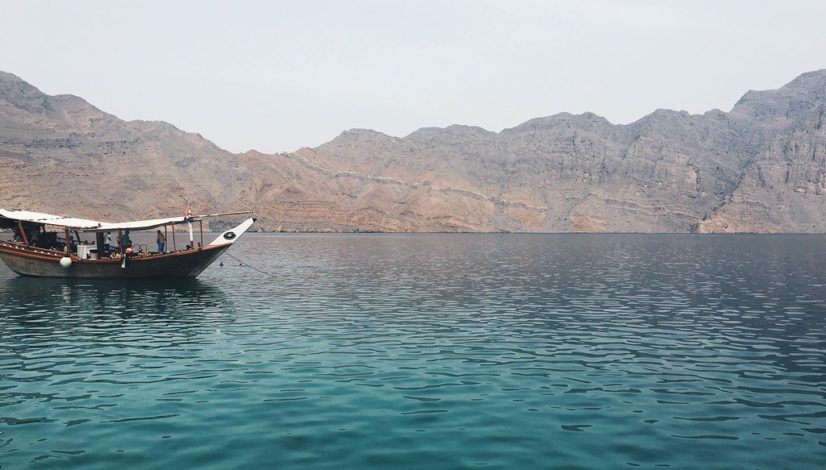 crociera in oman